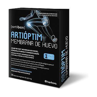 Artióptim äggmembran 30 kapslar