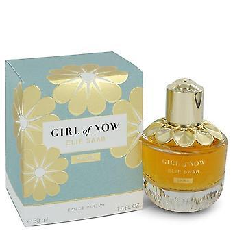 Girl Of Now Shine Eau De Parfum Spray By Elie Saab 1.6 oz Eau De Parfum Spray