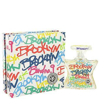 Brooklyn Eau De Parfum Spray (Unisex) Av Bond nr 9 1,7 oz Eau De Parfum Spray
