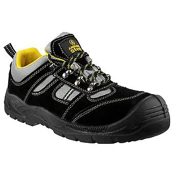 Amblers fs111 safety trainers womens