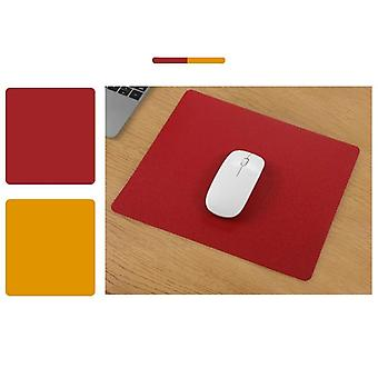Mousepad antideslizante de doble cara impermeable natural rubber game desk alfombrilla