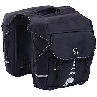 Willex Polkupyörä laukut XL 1200 50 L Musta 13611