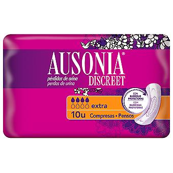 Ausonia Diskrete Urinverlust-Pads Extra 10 Stück