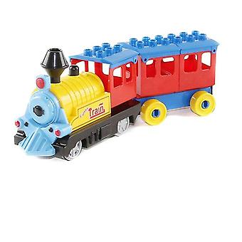 Battery Operated Duplo Blocks Train