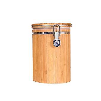 Home Improvement Küche Fixture Schrank Lagerung Bambus Haushalt Lebensmittel Kaffee