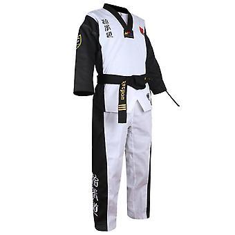 Taekwondo-puvut kirjonta-univormut