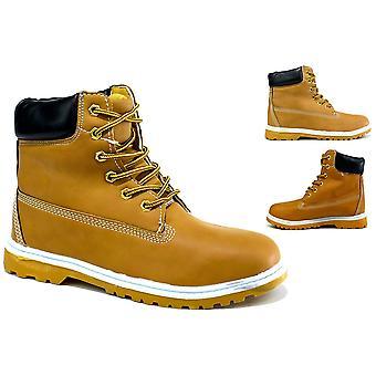 Builder's Boot Tan
