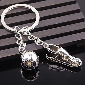 Football Soccer Fans Decoration Soccer Keyring Holder Key Ring