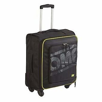 Trolley Backpack OMP Cabin Black (55 mm)