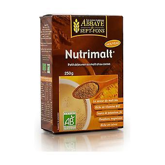 ORGANIC Nutrimalt 250 g (Cocoa)