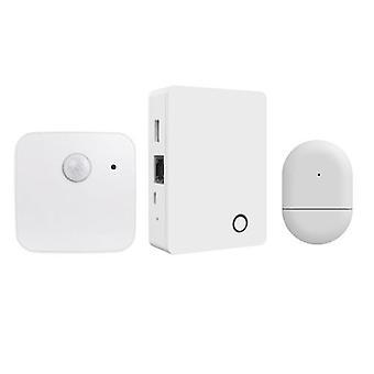 Smart intelligent Broadlink BestCon Security Sensor Kit System Smart Gateway MSR1 Multi-functional Infrared Detector MGW1 DS2 Door Sensor Smart Home Remote Automation