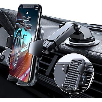 Wokex Handyhalterung Auto 2021 upgrade Version Handyhalter frs Auto 3 in 1 Kfz Handyhalterung Lftung