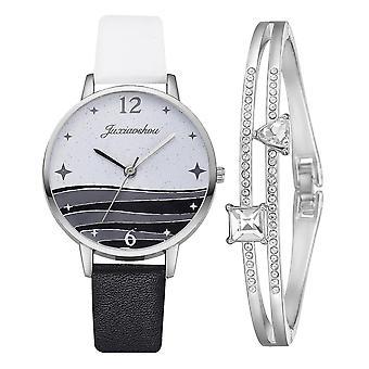Dial Quartz Watches, Stylish Luxury Bracelet Watch, Ladies Dress Creative Clock