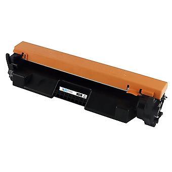 1 Go Bläck Svart Laser Toner Cartridge för att ersätta HP CF217A (17A) Kompatibel / icke-OEM för HP Laserjet Pro Skrivare