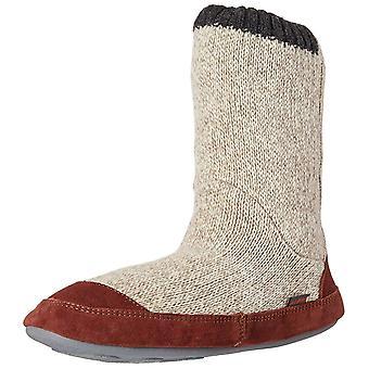 Zapatos de hombre de bellota Slouch super slipper tela cerrada dedo del pie tirar de zapatillas