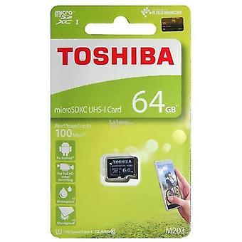 FengChun M203/EA, 64 GB, microSDXC Speicherkarte Klasse 10 UHS-I - Speicherkarten (64 GB, microSDXC,