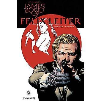 James Bond Felix Leiter Ian Fleming's James Bond 007 Felix Leiter