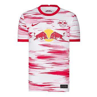 2021-2022 ريد بول لايبزيغ قميص المنزل (أبيض)