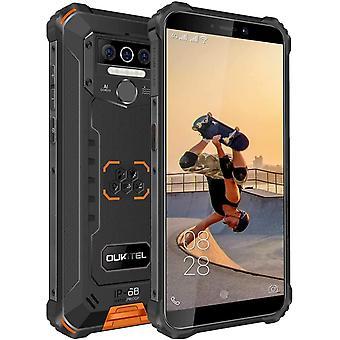 FengChun WP5-4G Outdoor Smartphone ohne Vertrag,5.5 Zoll 8000mAh Akku MTK6761 4GB + 32GB, IP68