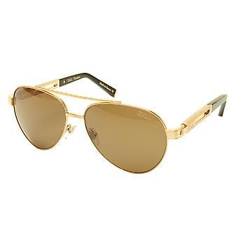 ZILLI Sunglasses Titanium Hand Made Acetate Polarized France ZI 65007 C01