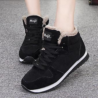 Winter Warm- Ankle Snow, Botas Casual Boots, Sneakers