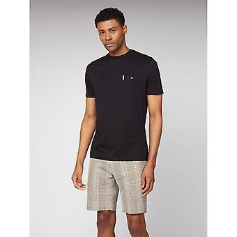 Ben Sherman Signature Pocket T-Shirt - Black