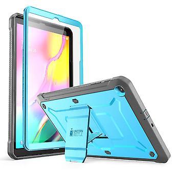 Galaxy Tab A 10,1 tuuman yksisarvinen Beetle Pro koko kehon kotelo (sininen)