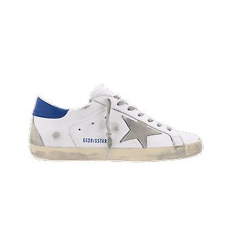 Golden Goose Super-Star Leather Upper And H White GMF0010210509/ICE/ shoe