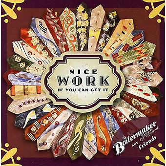 Boilermaker Jazz Band - Nice Work If You Can Get It [CD] USA import