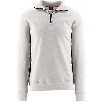 BOSS Grey Zapper 2 Sweatshirt