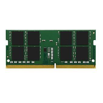 Kingston 16GB, DDR4, 2666MHz (PC4-21300), CL19 SODIMM Geheugen