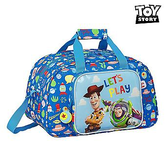 Sports bag Toy Story Let's Play Blue (23 L)