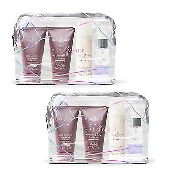 Neal & Wolf Ritual Essential Minis Collection (Shampoo & Conditioner)