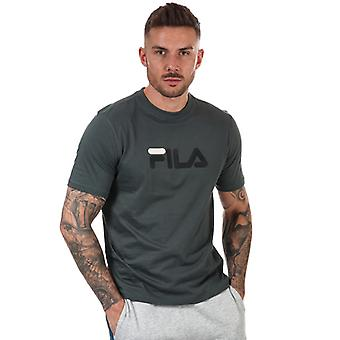Miesten Fila Eagle t-paita harmaa