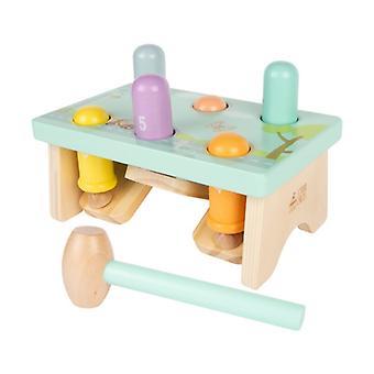 Wooden Game Bench Hammer (2 pcs)