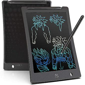 Bunte Schreibtafel LCD Kinder 8.5 Zoll Bildschirm, Elektronisches Schreibtablet mit hellere Schrift,