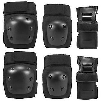 運動機械装置は1子供/大人の膝パッド肘パッドのスポーツ保護具セットの6をセット