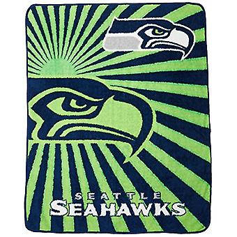 The Northwest Company Officially Licensed NFL, Seattle Seahawks, Size 50x60-Inch