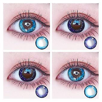 Schoonheid Pupil Kleurrijke Contactlenzen