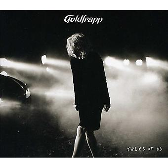 Goldfrapp - Tales of Us [CD] USA import
