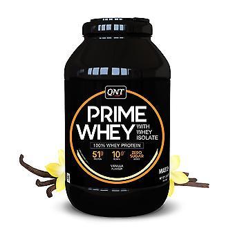 QNT Prime Whey Protein Powder 100% Whey Isolate - 2kg - Vanilla