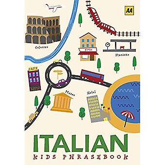 Italian Phrasebook for Kids
