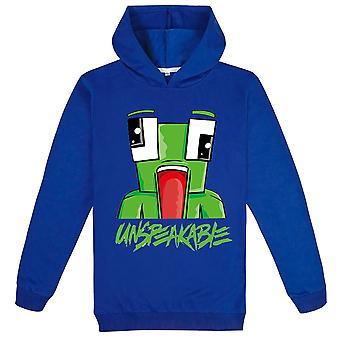Parmi nous Enfants Indicibles Garçon Fille Hooded Hoodie Pullover Sweatshirt