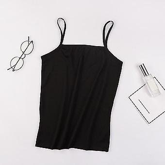 Long Slip, Underdress Solid Petticoat Bodycon, Camisole Intimates Spaghetti