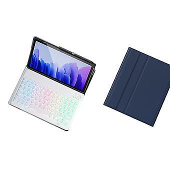 Skin Feel Surface -muotoilu taustavalaistulla sateenkaarinäppäimistöllä Huawei Mediapad M5 Lite /c5 10,1 Tuumaa