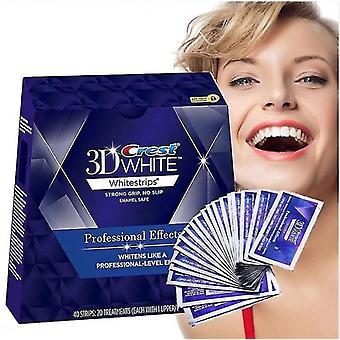 Crest 3d White Teeth Whitestrips