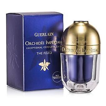 Guerlain Orchidee Imperiale Exceptional Complete Care The Fluid (nouvelle gold Orchid Technology) - 30ml/1oz