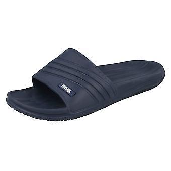 Boys Reflex Flat Mule Sandals N0046