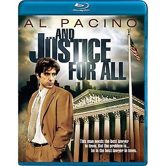 En rechtvaardigheid voor alle [BLU-RAY] USA import