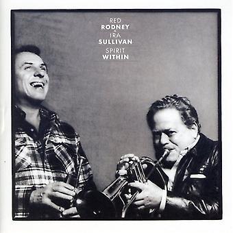 Rodney/Sullivan - geest binnen [CD] USA import